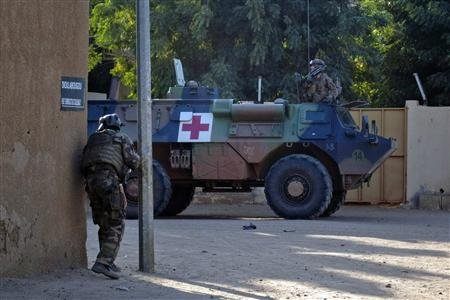 France to increase troops in Central African Republic