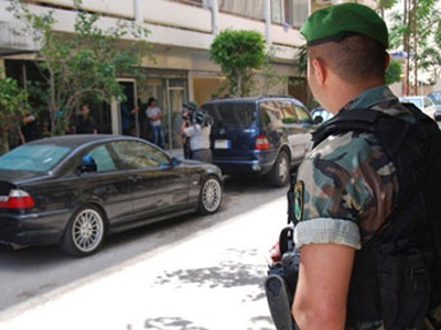 Syria extends control over border, tensions rise in Lebanon