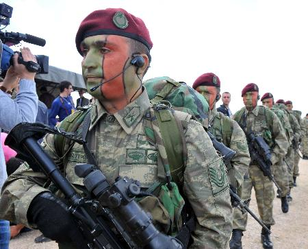 Turkey denies armed forces controlled by Gulenists