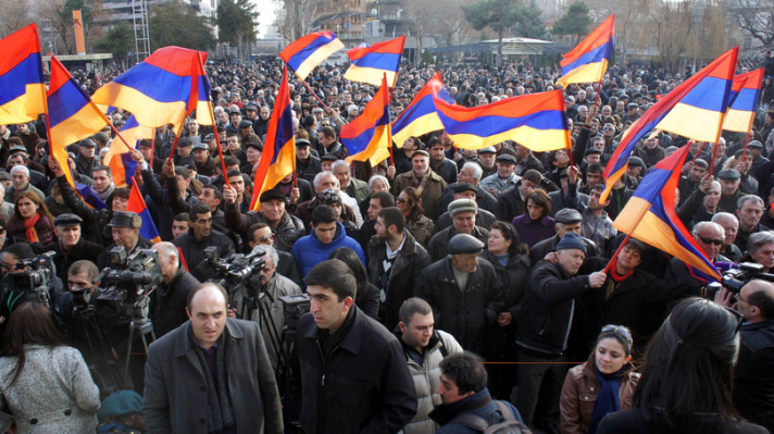 Armenia to join Customs Union in May or June