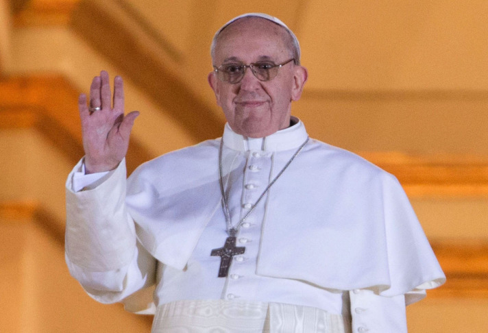 Pope Francis to visit tomb of Zionism founder Herzl