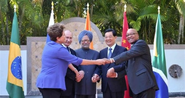 BRICS to set up their bank within five years- Russia