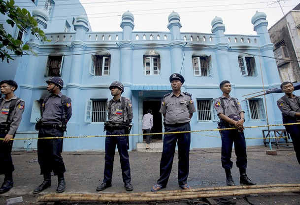 Myanmar lifts curfew in Mandalay after five weeks