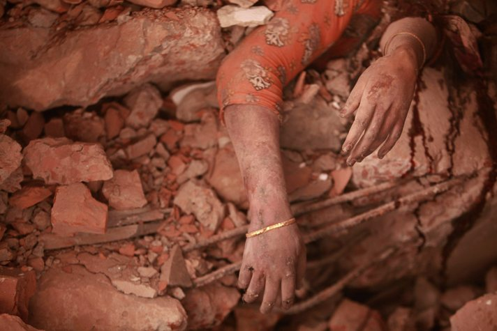 Bangladeshi workers pay price for West's cheap clothes