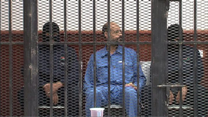 Libya adjourns trial of ex-Gaddafi officials and sons