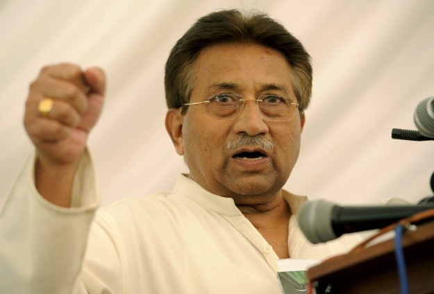 Musharraf: India, Pakistan should 'meet halfway'