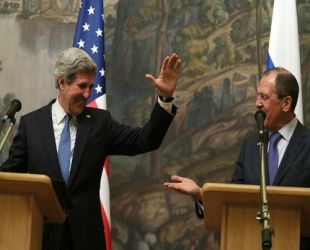 Kerry, Lavrov hold phone call on Syria, meet again