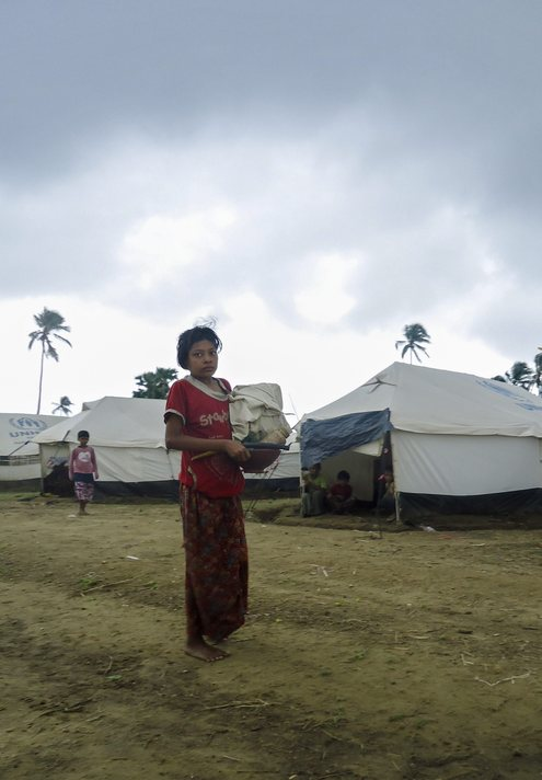 MSF trying to re-start operations in western Myanmar