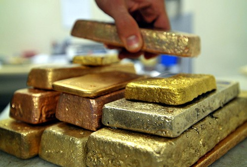 Turkey's gold imports on rise in Jan-May