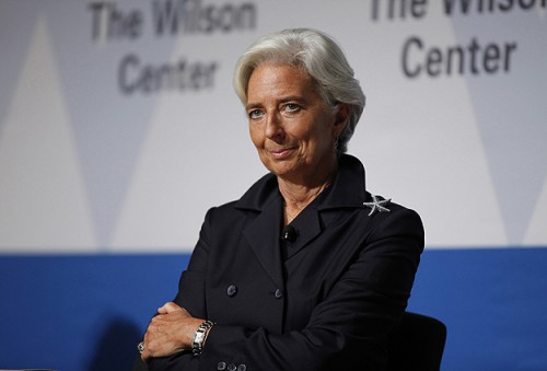 Africa 'taking off' but poverty unacceptably high - IMF's Lagarde