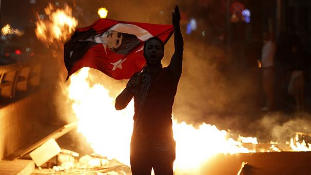 Hundreds indicted in connection to Gezi Park protests