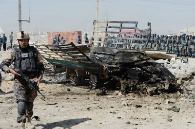 Afghan troop casualties at unsustainably high level -U.S. general