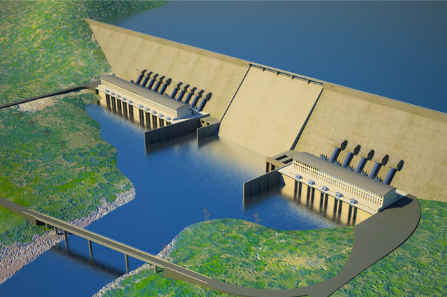 Three countries to meet on Grand Renaissance dam