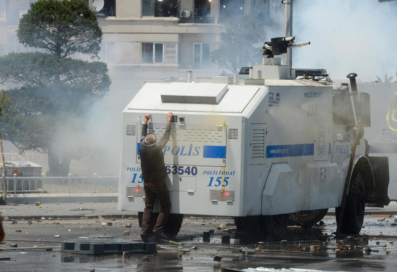 Turkish police on standby ahead of Gezi riot anniversary