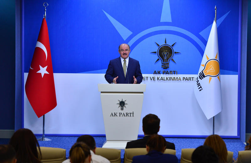 A referendum can be held in Istanbul: Turkish PM