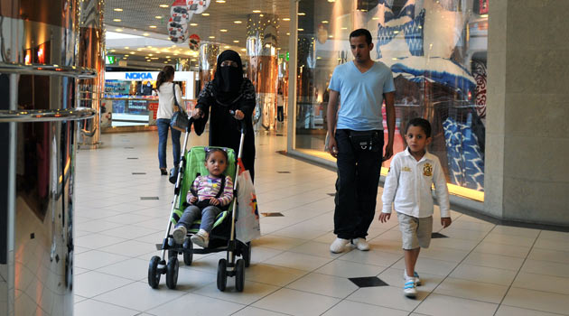 Tourists with children prefer Turkey