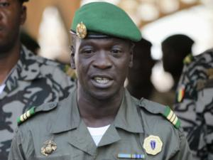 Leader of Mali coup charged with conspiracy to murder