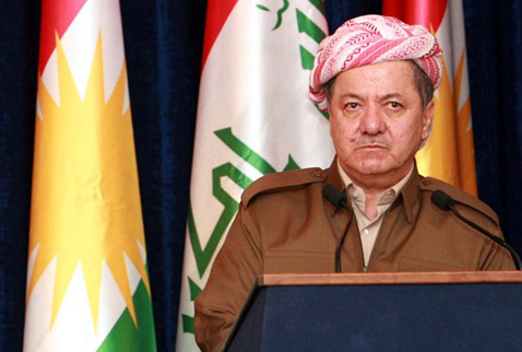 Kurd leader says there is fear of civil war in Iraq