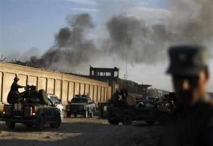 Afghan clashes leave 12 dead