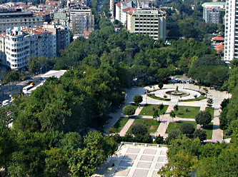 Mosque project in Taksim awaits PM's approval