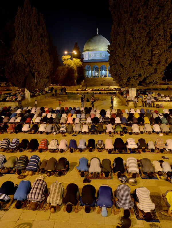 Jordan's guardianship over Al-Quds holy sites a 'red line'