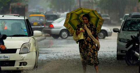 Rainstorms kill 49 in northern India