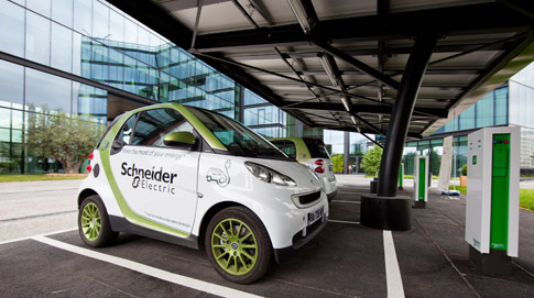 Germany plans electric car motorway charging stations