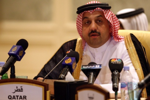 Qatar's foreign minister denies paying ransoms to militants