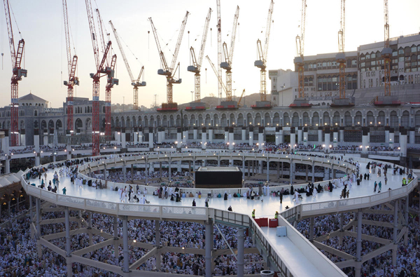 First phase of Grand Mosque expansion opens