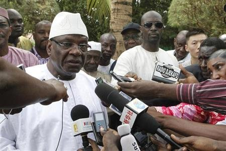 Mali's president names new government ahead of peace talks