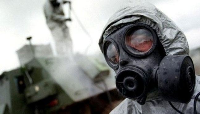 US probing Russia role in Syria chemical attack