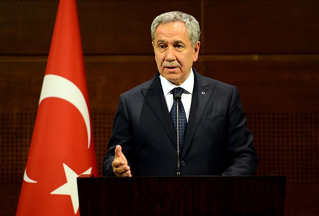 Turkey's Deputy PM Arinc confident in solution process