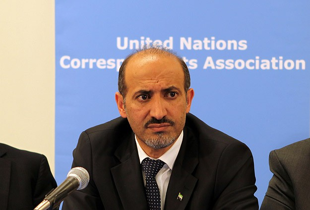 Jarba calls for Syria opposition seat in Arab League
