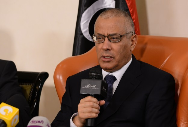 Ousted Libyan PM flees country -UPDATED