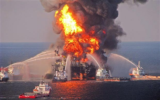 BP 'grossly negligent' in 2010 U.S. spill
