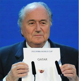 Qatar World Cup bid organizers say they have 'nothing to hide'