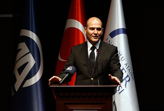 Suleyman Soylu named as new Turkish interior minister