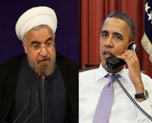 64% of Americans support Iran nuclear talks