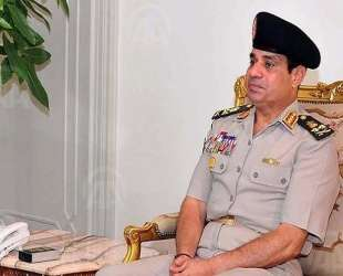 Egypt's top general rules out presidential bid 'for now'
