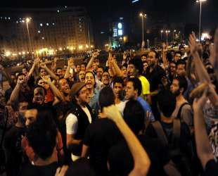 Morsi ally adamant on Tahrir Square rallies