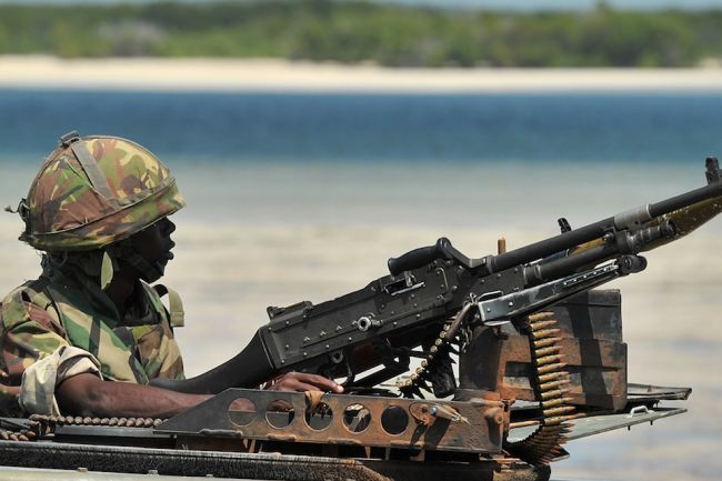 Al-Shabaab kills 5 police officers in northern Kenya