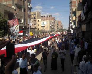 Morsi political opponents decry Oct. 6 killings