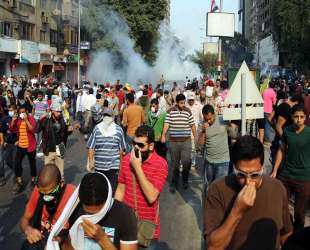 Anti-coup bloc to shun anniversary of Mohamed Mahmoud clashes