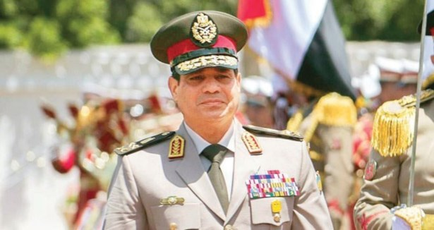 In leaked recording, Al-Sisi says Egypt institutions 'collapsed'
