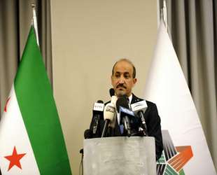 Syrian opposition to attend Geneva peace conference- UPDATED