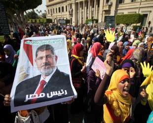 Egyptian students protest war anniversary killings