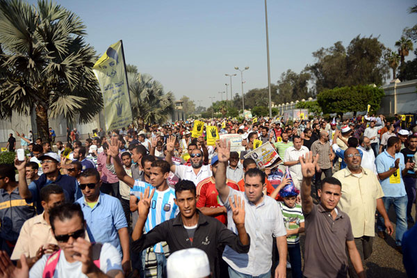 Egypt's Nour Party blasts new protest law