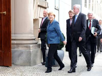 Most Germans unhappy with new government