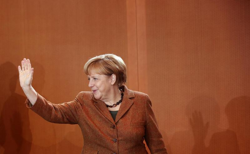 Germany's Merkel: Give Iran talks a chance
