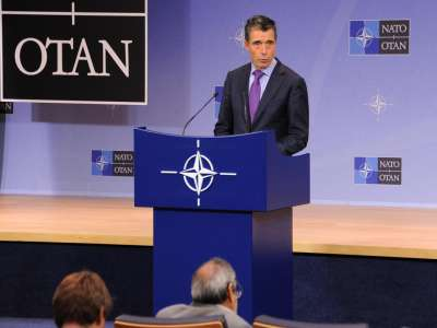 Anger as ex-NATO head Rasmussen forges 'tax-haven' career